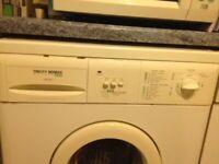 Tricity Bendix Ecoshower Washing Machine