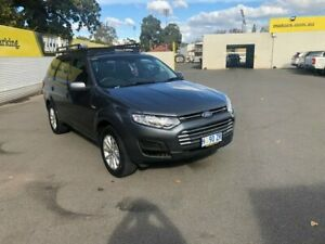 2016 Ford Territory SZ MkII TX Seq Sport Shift Grey 6 Speed Sports Automatic Wagon South Burnie Burnie Area Preview