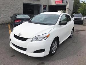 2010 Toyota Matrix  (GARANTIE 1 ANS INCLUS)