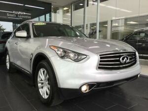 2012 Infiniti FX35 LUXURY, DVD PLAYERS, AWD, ACCIDENT FREE
