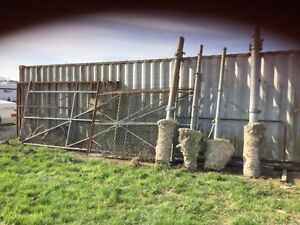Gates and Posts for Sale Kitchener / Waterloo Kitchener Area image 1