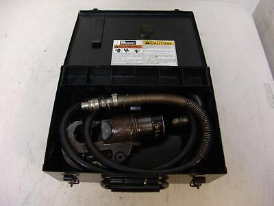 Burndy Y45 Hypress Hydraulic Crimper Works Great