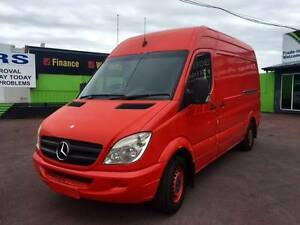 2008 Mercedes-Benz Sprinter 311 CDI Hi/roof Yeerongpilly Brisbane South West Preview