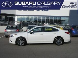 2016 Subaru Legacy Limited with technology
