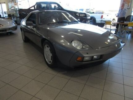1986 Porsche 928 S Grey 4 Speed Automatic Coupe Thornleigh Hornsby Area Preview