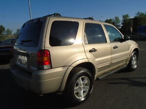 2007 Ford Escape SXT SPORT 4X4--3.0L V6 ---WITH REMOTE STARTER Edmonton Edmonton Area image 8