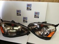 JDM ACURA RSX DC5 HONDA HID HEAD LIGHTS OEM TYPE-R HEADLIGHTS