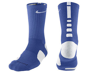 half off 0da78 0fe61 Nike Elite Crew Basketball Socks Style SX3629-441 Size XL (12-15)