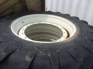 2012 Michelin 20.8RX42 Tires London Ontario image 2