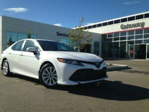 2018 Toyota Camry LE Upgrade 4dr Sedan