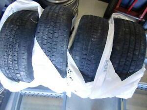 4 pneus 225/50/17 été