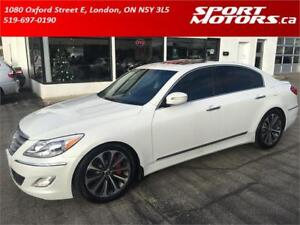 2012 Hyundai Genesis R-Spec 5.0L V8! New Tires & Brakes! Camera