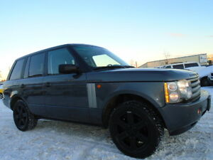 2005 Land Rover Range Rover HSE-LEATHER-SUNROOF-NAVI-AWD-AMAZING