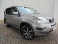 Nissan X-Trail 2.0 DCI Acenta 175 Mk2, Lovely Facelift Edition, 2.0 Diesel, Fabulous Service History