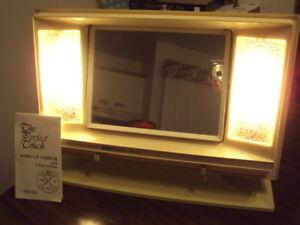 Miroir pour le maquillage Perfect Touch a 4 éclairages