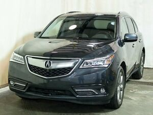 2016 Acura MDX Elite Package SH-AWD 360 Camera, Navigation
