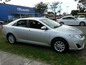 2014 Toyota Camry ASV50R Altise Silver 6 Speed Automatic Sedan Five Dock Canada Bay Area Preview