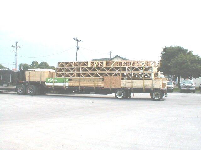 Prefab home kit Prefabricated house kit by Landmark Home & Land Company kit home