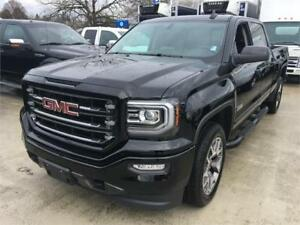 2017 GMC SIERRA SLT ALL TERRAIN 4x4 6,6 box black loaded