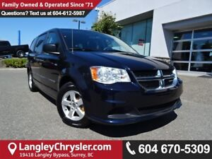2011 Dodge Grand Caravan SE/SXT *ACCIDENT FREE*ONE OWNER*LOCA...