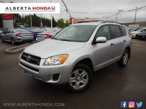 2010 Toyota RAV4 * SINGLE OWNER, NO ACCIDENTS, LOW KM'S