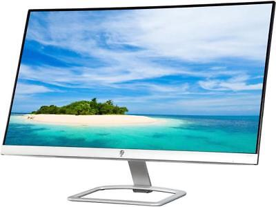 "HP 27ER 27"" IPS LED Full HD Monitor 1920 x 1080 7ms VGA 2x HDMI ports 250 cd/m2"
