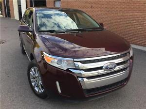 Ford Edge Limited 2011,AUTO,6 CYL,4X4,CAMERA,NAVIGATION,FULL!!