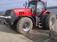 2012 Case IH Magnum MX225 4WD Tractor with Duals