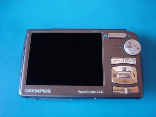 GENUINE OLYMPUS STYLUS-1010 LCD SCREEN W/ BACK CASE/REAR CONTROL BUTTONS