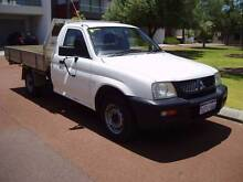 2006 Mitsubishi Triton MK Ute low km privately owned great cond Burswood Victoria Park Area Preview