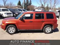 2009 Jeep Patriot Sport 4X4 CALL NOW!!