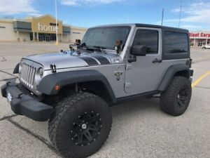 2014 Jeep Wrangler Sport Coupe (2 door) Accident Free - One Owne