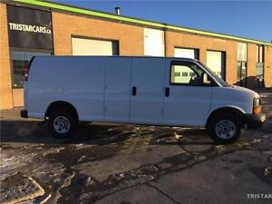2015 GMC Savana Extended Cargo 2500 **WE FINANCE**