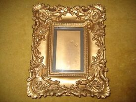 Superb Quality And Very Ornate Gilt Photo Frame. OFFERS WELCOME.