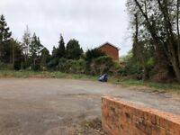 Bagshot parking spaces to let