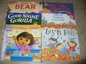 Lot of 6 Scholastic Books