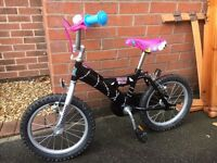 "16"" Monster High Bike"