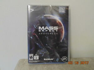 Mass Effect Andromeda-Standard Version For PC