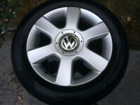 VW Alloys 16""