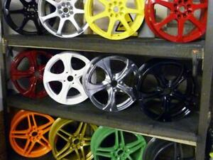 MAGS A RABAIS POWDER COATING / RESURFACAGE DE ROUE  **SERVICE 24-48H**