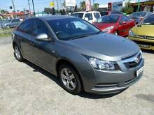 2010 Holden Cruze AUTOMATIC GREY CD JG 4D Sedan Lansvale Liverpool Area Preview
