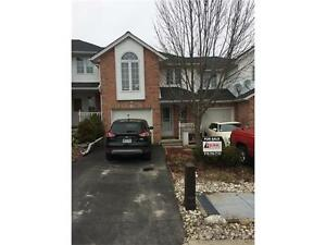 Lovely 3 Bedroom Freehold Townhouse