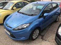 2012 Ford Fiesta 1.4 TDCi [70] Edge 5dr 5 door Hatchback