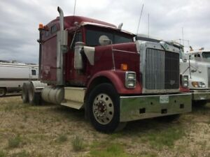 1998 International 9300 6x4, Used Sleeper Tractor