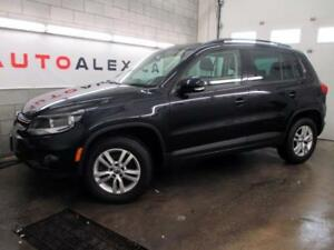 2015 Volkswagen Tiguan **45,000KM** 4MOTION AWD AUTO A/C MAGS