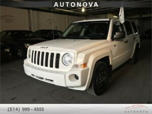 ***2010 JEEP PATRIOT NORTH EDITION**140KKM/4X4/AUTO/438-820-9973