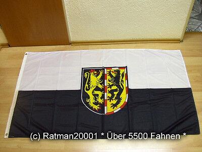 Hof Flagge (Fahnen Flagge Hof Kreis Digitaldruck - 90 x 150 cm)