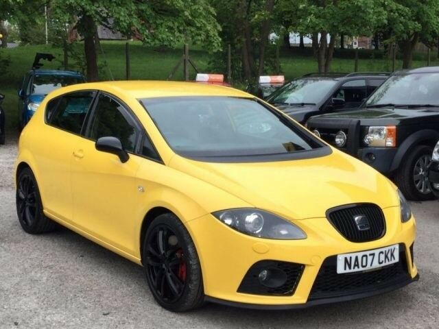 seat leon cupra tfsi not sti evo s3 typer fr in. Black Bedroom Furniture Sets. Home Design Ideas