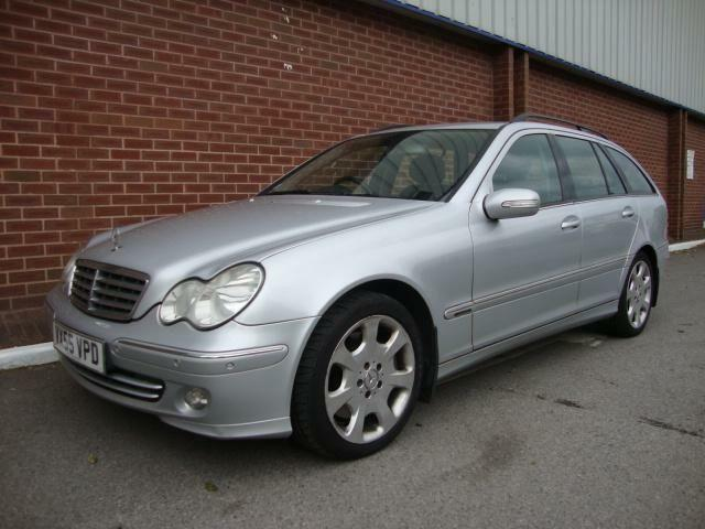2005 mercedes benz c class c320 cdi elegance se auto in chesham buckinghamshire gumtree. Black Bedroom Furniture Sets. Home Design Ideas