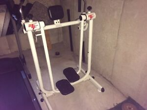 Freestyle exercise machine